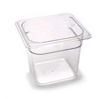 66CW135 Cambro - FOOD PAN 1/6X6