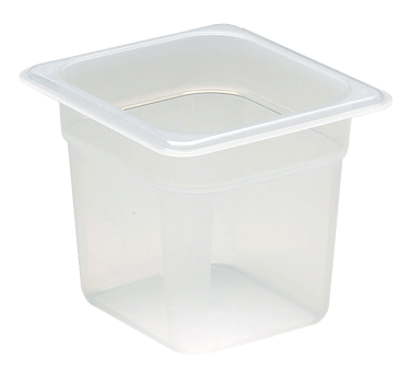 66PP190 Cambro - FOOD PAN 1/6X6