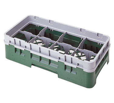 8HS318167 Cambro - CAMRACK 8 3 5/8-BROWN