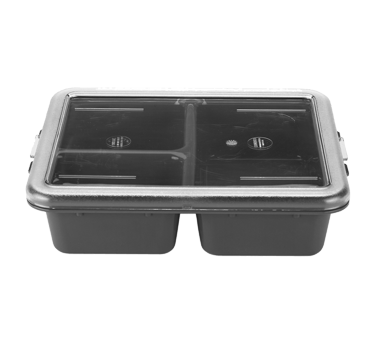 911CWC135 Cambro - TRAY 4COMP CR CW LID-CLRCW