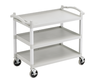 BC340KD480 Cambro - LARGE KD CART-SPECKLE GRAY