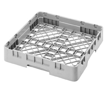 BR258151 Cambro - CAMRACK BASE FULL 2 5/8-GRAY