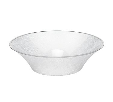 BSB18176 Cambro - BOWL PEBBLE CW BELL 18