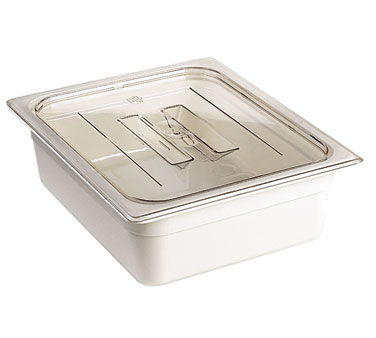 60CWCH135 Cambro - FOOD PAN LID 1/6 CW HDL-CLRCW