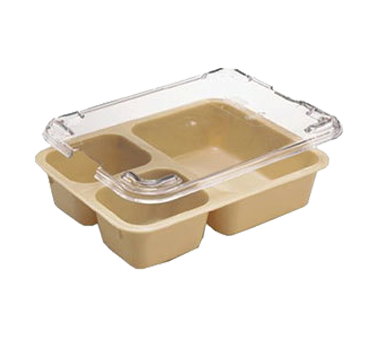 853FCWC135 Cambro - TRAY 3COMP CR LID/853FCW-CLRCW