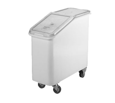 IBS20148 Cambro - INGREDIENT BIN 20GL SLNT-WHITE