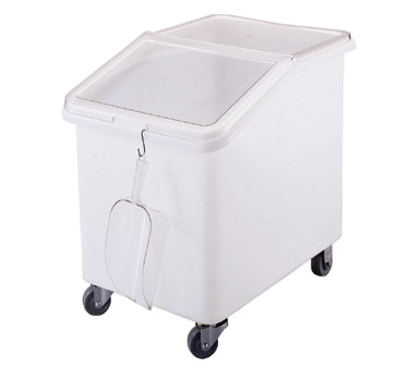 IBS37148 Cambro - INGREDIENT BIN 37GL SLNT-WHITE