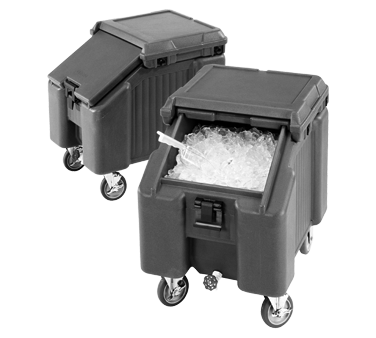 ICS100L191 Cambro - ICE CADDY 100# 2SW2LK-GRGRY