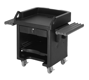 VCSWR110 Cambro - With Dual Tray Rails and Standard Casters