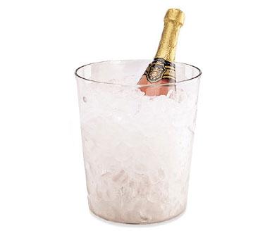 Wine Champagne Bucket, Non-Insulated