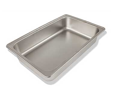 5004WP Crestware - Chafer/Steam Table Dripless Water Pan full size