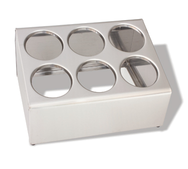 CFD6 Crestware - Flatware Dispenser 6 hole