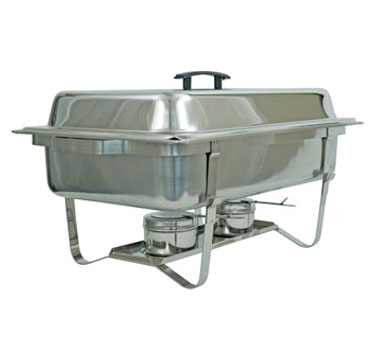 CHA1 Crestware - Economy Chafer full size