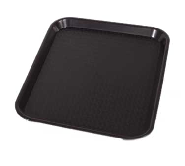 FFT1014BK Crestware - Fast Food Tray 10