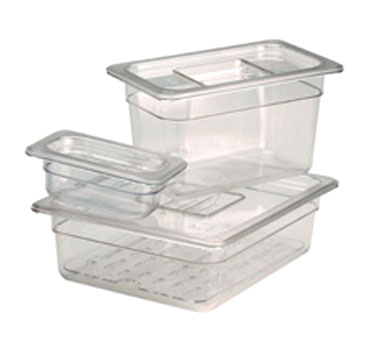 FP66 Crestware - Food Pan 1/6 size
