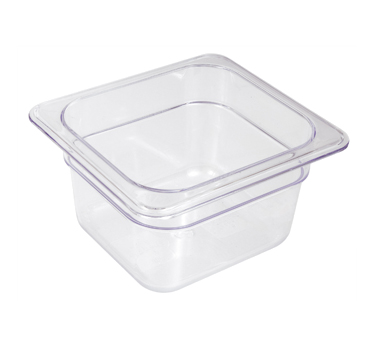 FP62 Crestware - Food Pan 1/6 size