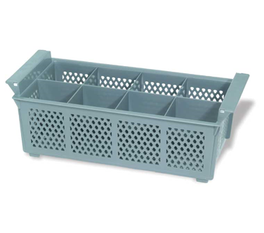 FWB8 Crestware - Dishwasher Flatware Rack 8 compartment