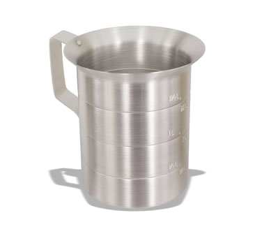 MEA01 Crestware - Liquid Measuring Cup 1 qt.