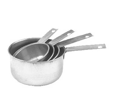 MEACP Crestware - Dry Measuring Cup Set 1/4