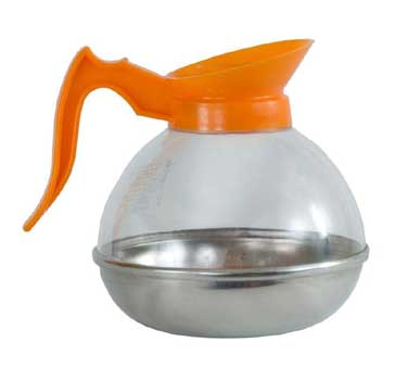 PD64D Crestware - Decanter steel base