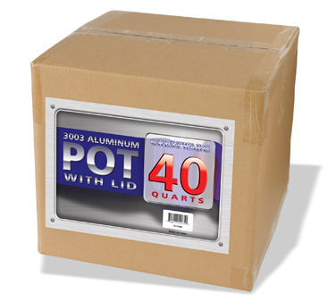POT40R Crestware - Stock Pot 40 qt.
