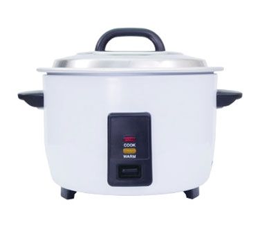 RC30 Crestware - Rice Pot Cooker 30 cup capacity