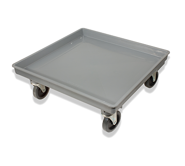RDOLLY2 Crestware - Rack Dolly extra thick base
