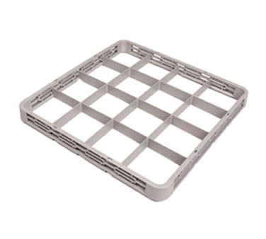 REC16 Crestware - Rack Extender 16 compartment