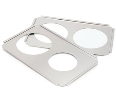 SAP8 Crestware - Adapter Plate holds 2 each item#IP7 (7 qt.)