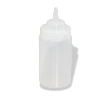 SB12CW Crestware - Squeeze Bottle 12 oz.