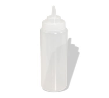 SB24CW Crestware - Squeeze Bottle 24 oz.