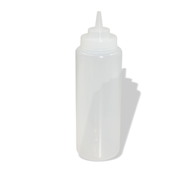 SB32CW Crestware - Squeeze Bottle 32 oz.