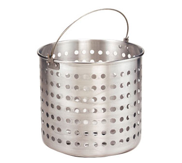 BSK60 Crestware - Steamer Basket fits 60 qt. stock pot