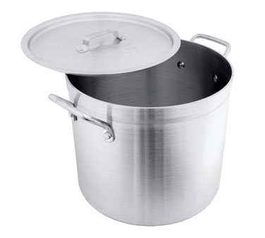 POTC40 Crestware - Stock Pot Cover for 40 qt. pot