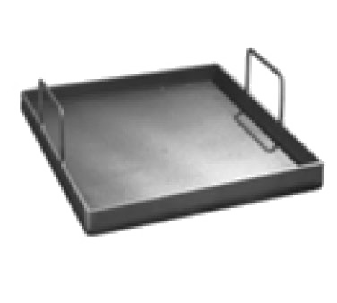G1222 - Removable griddle plate