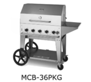 MCB-36PKG-LP - Outdoor Charbroiler