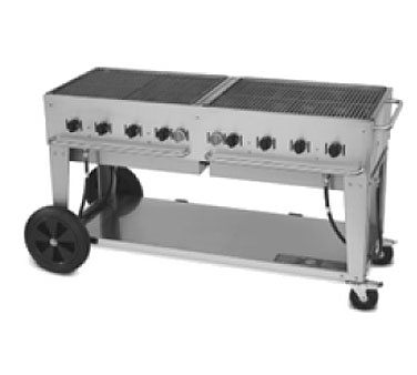 MCB-60LP - Outdoor Charbroiler