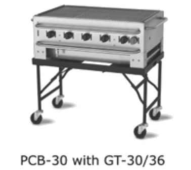 PCB-36 - Stacking Grill