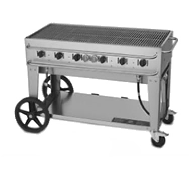 RCB-48-SI-LP - Rental Grill