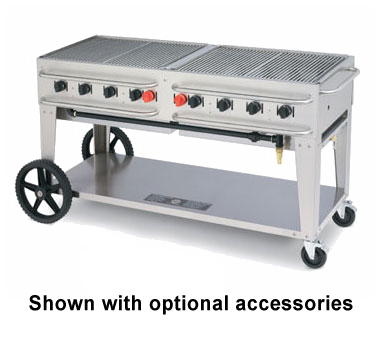 RCB-60-SI-LP - Rental Grill
