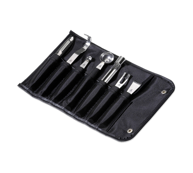 9025507 Eurodib USA - Triangle® Garnishing Tool Set (7) pieces