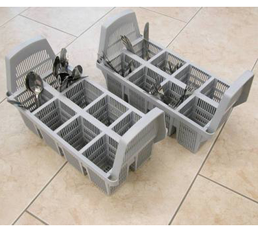 CC00043 Eurodib USA - Lamber Dishwasher Cutlery Basket 8 compartment