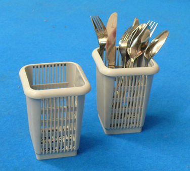 CC00045 Eurodib USA - Lamber Dishwasher Cutlery Basket small