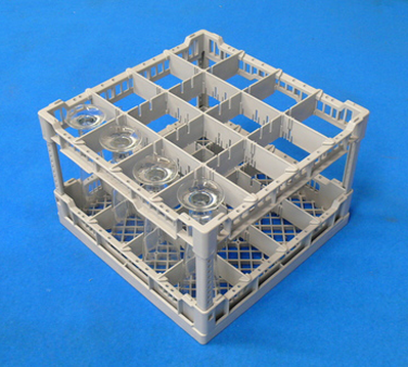 CC00125 Eurodib USA - Lamber Dishwasher Glass Rack 16