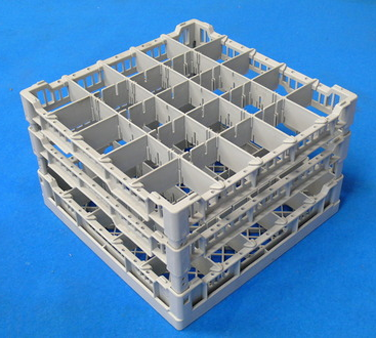 CC00127 Eurodib USA - Dishwasher Glass Rack 3-1/4