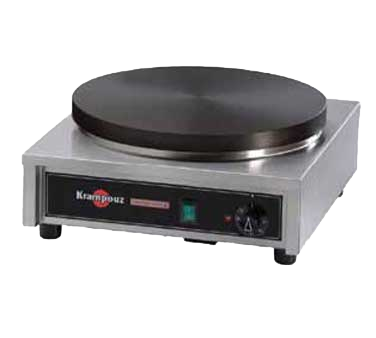 CECIF4 Eurodib USA - Krampouz Crepe Griddle electric