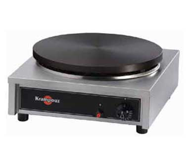CGCID4 Eurodib USA - Krampouz Crepe Griddle gas