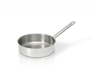 HOM512006 Eurodib USA - Homichef Induction Saute Pan with Handle 2.1 qt.