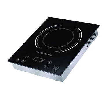 Induction Range, Built-In