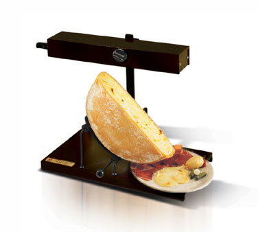 RACL02 Eurodib USA - Raclette 1/2 block of cheese